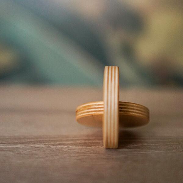 Montessori fejlesztői játékok - Két korong